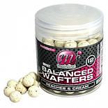 Бойлы насадочные критически сбалансированные Balanced Wafters Peaches & Cream, 1 бан 250ml, фото 2