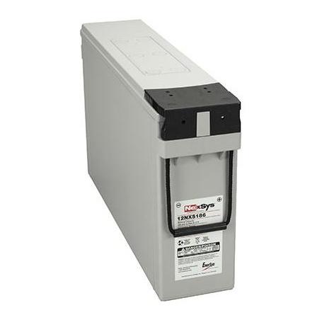 Быстро заряжаемый аккумулятор NexSys 12NXS186, 12В, 186Ач