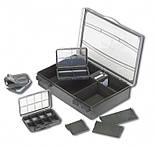 Коробка средняя одинарная (укомплектованная) Fox F-Box Deluxe Medium Single, набор, фото 3