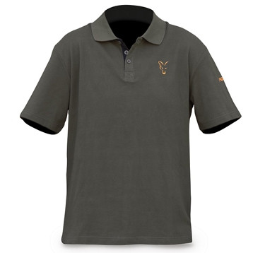 Поло с воротником Fox Polo Shirt XXL