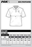 Поло с воротником Fox Polo Shirt XXL, фото 3