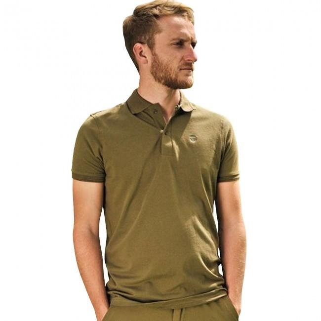 Поло с воротником Korda Polo Shirt Olive