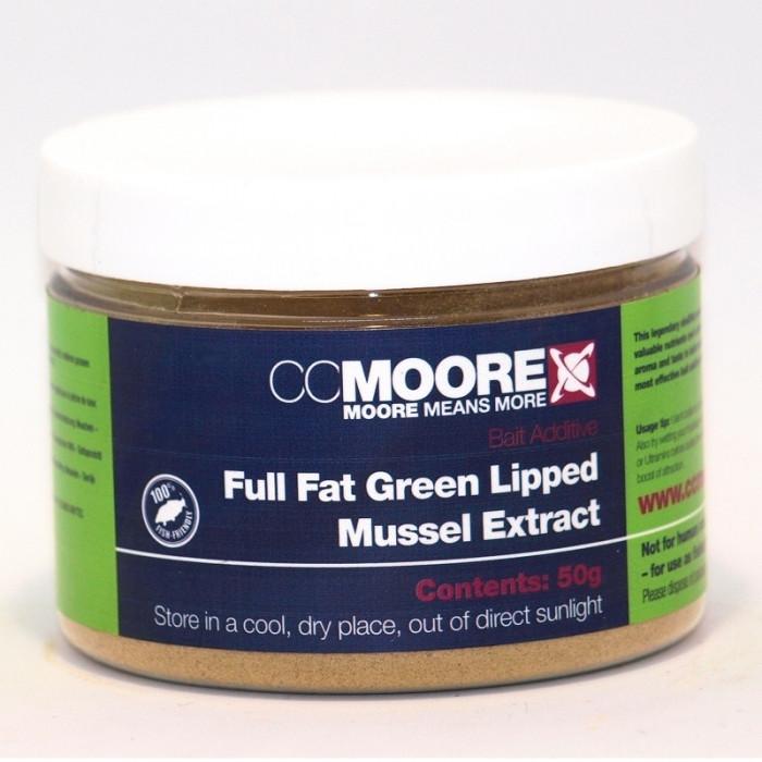 Порошковый экстракт ракушки CCMoore - FULL FAT GLM EXTRACT, 250G