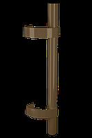 Офисная ручка универсальная Astex Р-2 светло-коричневый (РАЛ 8017)