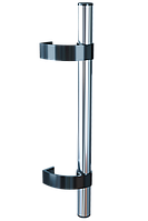 Офисная ручка Astex Р-2 ST-BL металлик