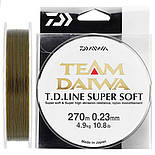 Леска Daiwa Team Super Soft Clear Line, 3000m, фото 2