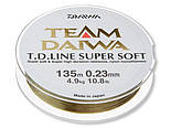 Леска Daiwa Team Super Soft Clear Line, 3000m, фото 5