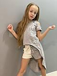 Шорты Little Star для девочек размер  152-158, фото 2