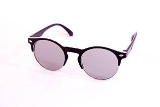 Детские очки круглые  0433-5 зеркальные
