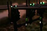 Набор свингеров Fox Black Label Stealth Bobbins Green Set x 3, 3 шт, фото 3