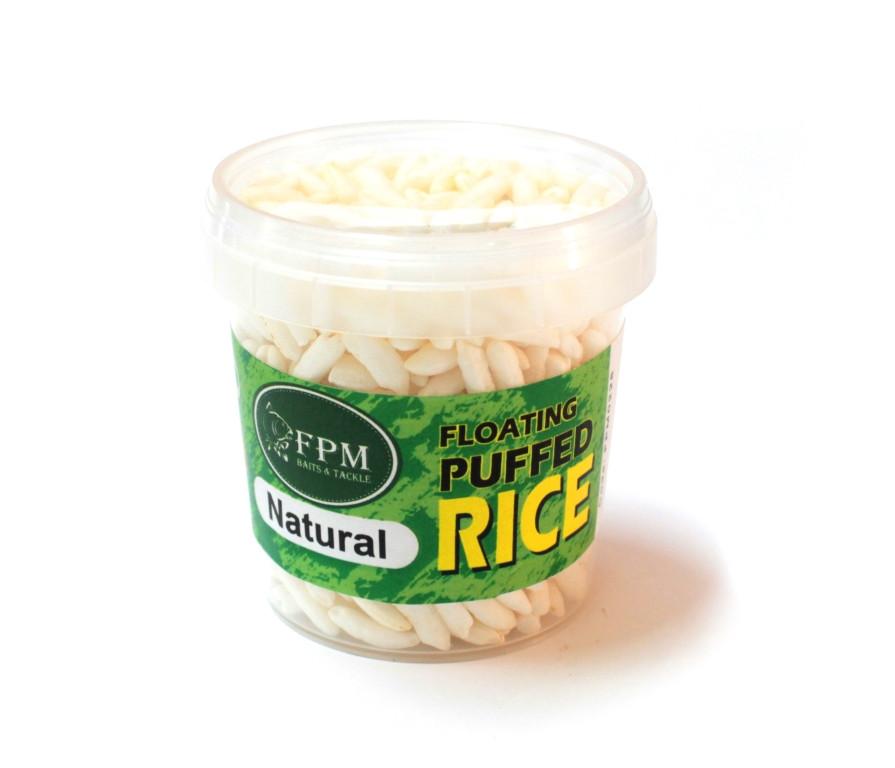 Рис воздушный FPM 25g в банке Natur