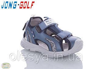 Детские босоножки для мальчика, бренда Jong Golf  размеры 26- 31