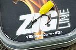 Поводочный материал для Зиг Рига KORDA Zig Line, 100м, фото 2