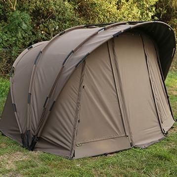 Палатка с внутренней капсулой Fox Retreat+ Ripstop 1-man inc inner dome