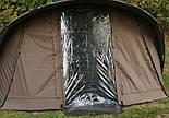 Палатка с внутренней капсулой Fox Retreat+ Ripstop 1-man inc inner dome, фото 4