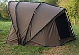 Палатка с внутренней капсулой Fox Retreat+ Ripstop 1-man inc inner dome, фото 9