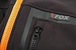 Куртка Fox Black / Orange Shofshell Hoodie, фото 5