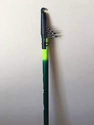 Удилище телескопическое поплавочное Royal Fish Pole Rod 600 с кольцами