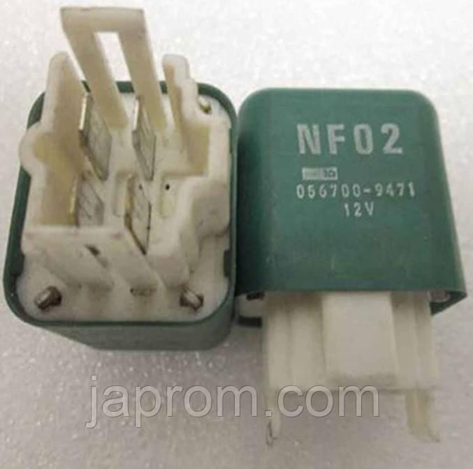 Реле топливного насоса Mazda NF02 DENSO 056700-9471, 12V