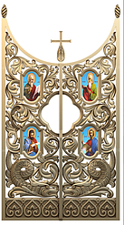 Царські врата 34