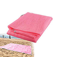 Покрывало пляжное анти песок Sand Leakage Beach Mat