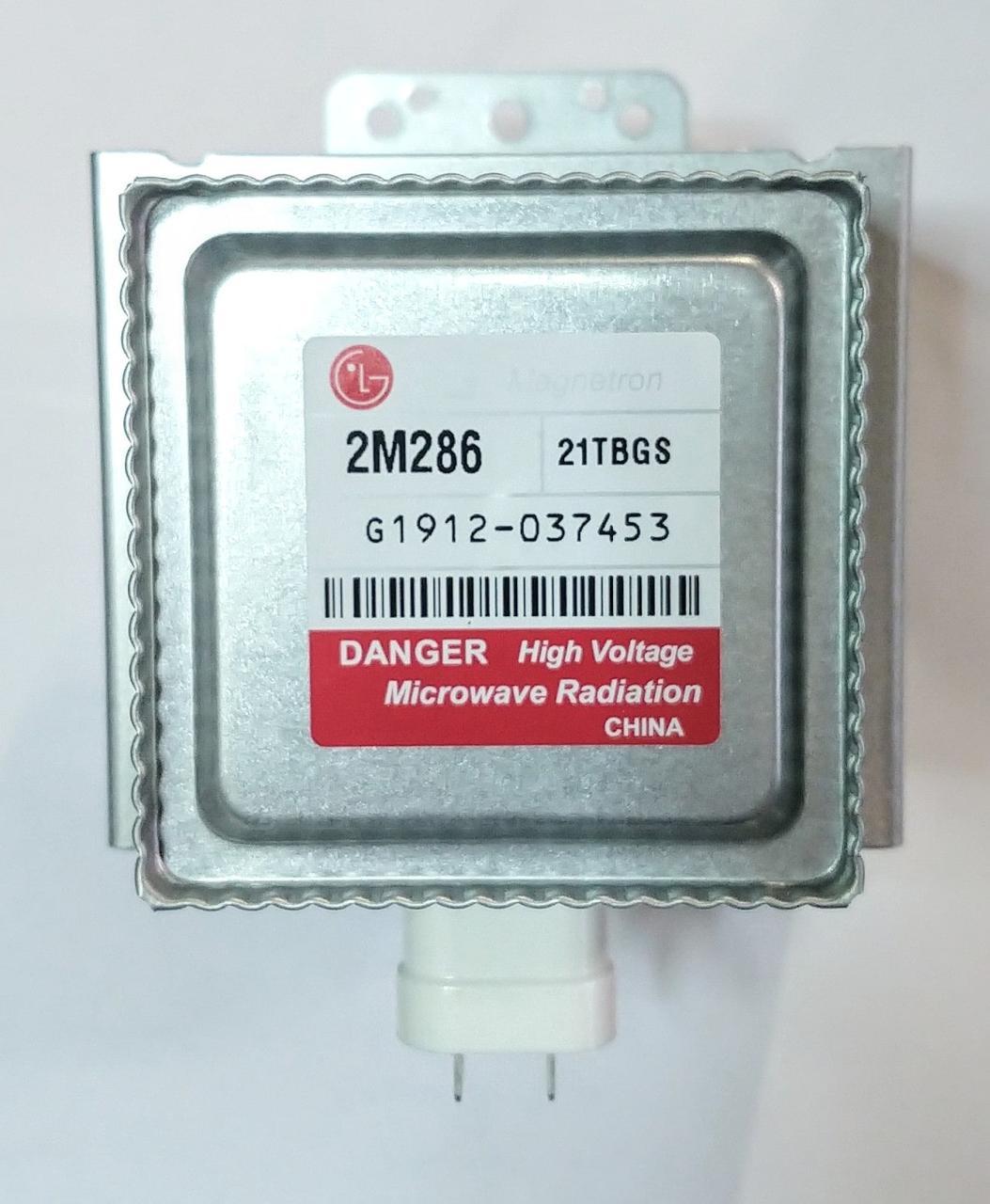 Магнетрон 2M286 СВЧ-печі LG EAS61382908