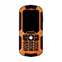 Мобильный телефон Sigma X-treme IT67M Black Orange (4827798828328)