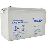 Батарея к ИБП Merlion 12V 100Ah (GP121000M8)