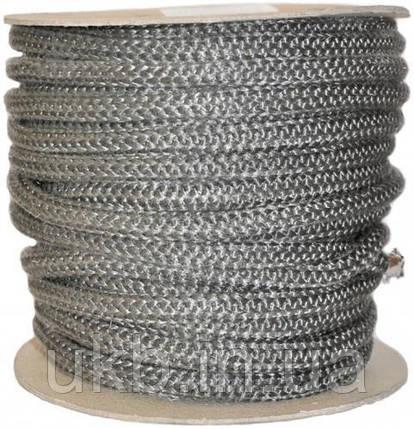 Шнур керамический, огнестойкий 14 мм / Шнур керамічний вогнетревкий 14 мм, фото 2