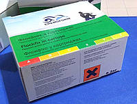 Флокулянт для воды бассейна  в картриджах, Chemoform,1 кг (8шт)