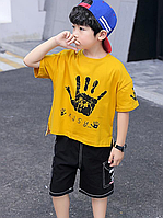 Літній комплекти для хлопчиків / Летний комплекты для мальчиков, на лето детские, шорты футболка для мальчика