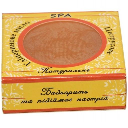 Гліцеринове мило Cocos Цитрусове SPA натуральне 100 г