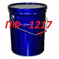ПФ-1217 ВЭ Эмаль для окраски загрунтованного дерева и металла