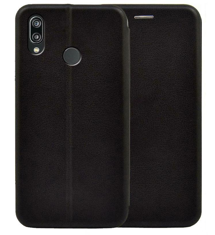 Чехол-книжка Primolux Besus для Huawei P Smart Plus / Nova 3i - Black