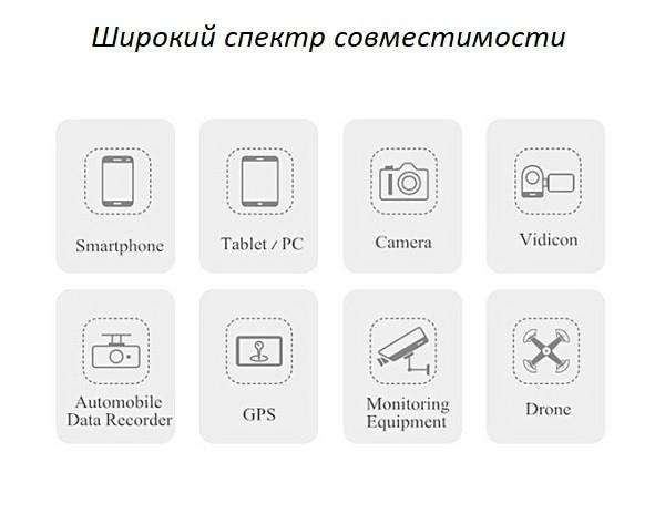 microsdxc 128gb флешка подходит для-на телефон