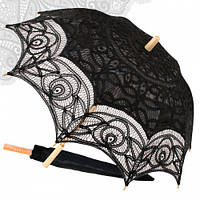 Berkani Зонт декоративный Vintage Azaliya Black