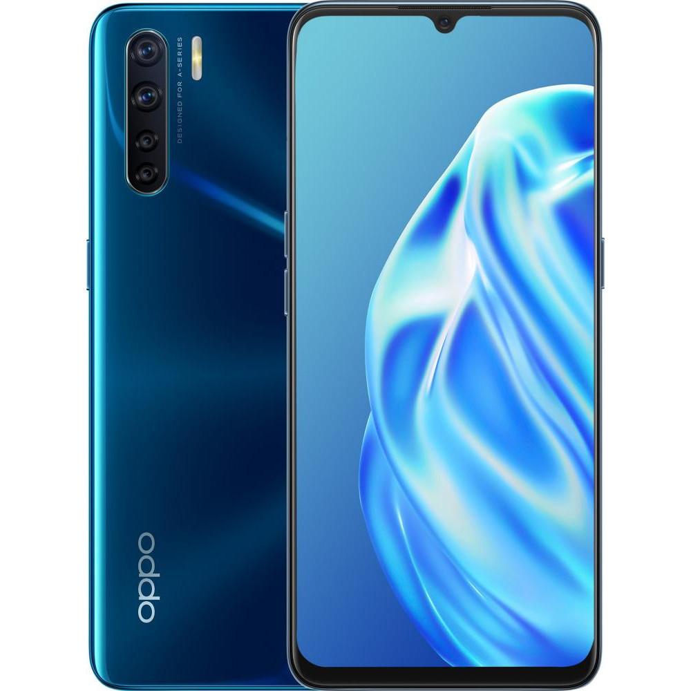 Мобильный телефон Oppo A91 8/128GB Blazing Blue