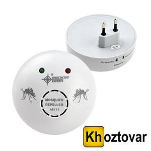 Ультразвуковой отпугиватель москитов UltraSonic Mosquito Repeller Aokeman AR111