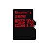 Карта памяти microSDHC Kingston 32GB Canvas Reac V30 A1 Class 10 UHS-I U3 (W80MB/s, R100MB/s), фото 2