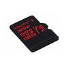 Карта памяти microSDHC Kingston 32GB Canvas Reac V30 A1 Class 10 UHS-I U3 (W80MB/s, R100MB/s), фото 4