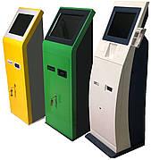 Установка терминала самообслуживания, поставить аппарата пополнения счета, установка платежного терминала
