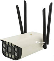 Уличная IP камера видеонаблюдения с 3G/4G UKC 1080P 3120 2 mp