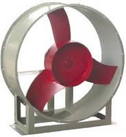 Вентилятор осевой В 06-300 № 3,15 двигатель 0,12/1500 об/мин.