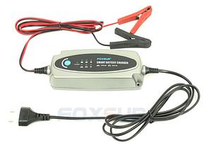 Автоматическое зарядное устройство для батарей на 6 и 12 Вольт, от 4 до 100Ач, фото 2