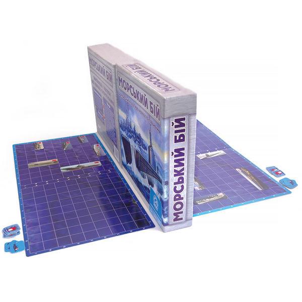 Настольная игра Arial Морской бой 910350
