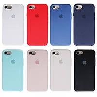 Чехол Silicone Case для Apple iPhone 7/8 (55 цветов) Эксклюзив