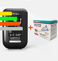 Глюкометр GAMMA DIAMOND PRIMA -Гамма Прима +50 тест-полосок