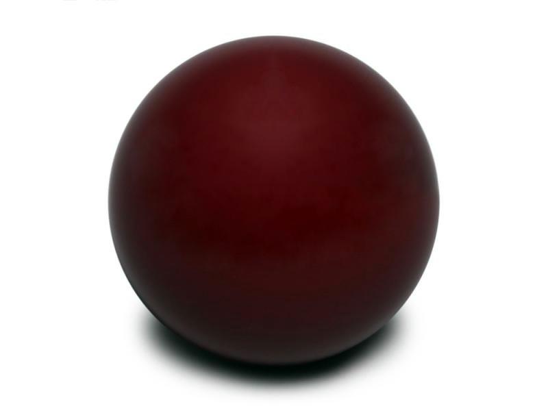 Биток 68мм червоний