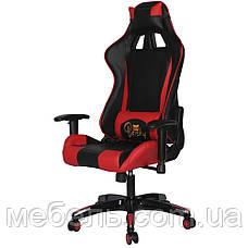 Кресло для врача Barsky SD-13 Sportdrive Game, черный / красный, фото 2