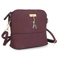 Модная женская сумка Бэмби Фиолетовая